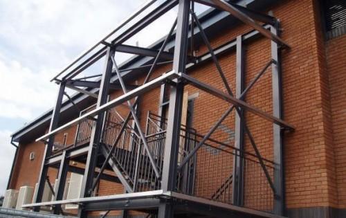 Iron Balconies Poole
