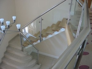 Steel Stairs Poole