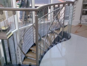 Steel Staircases Poole