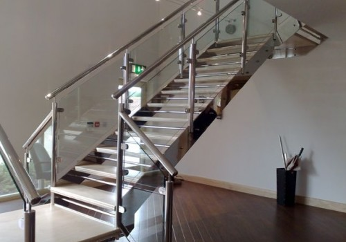 Glass staircases Poole